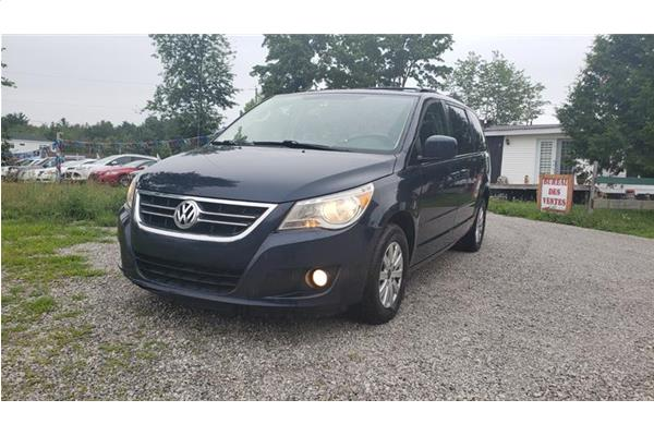 Volkswagen Routan 4dr Wgn Highline 2009