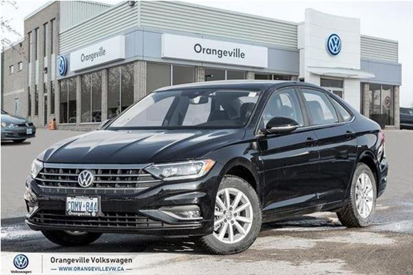 Volkswagen Jetta line 1.4T 8sp at w/Tip 2019
